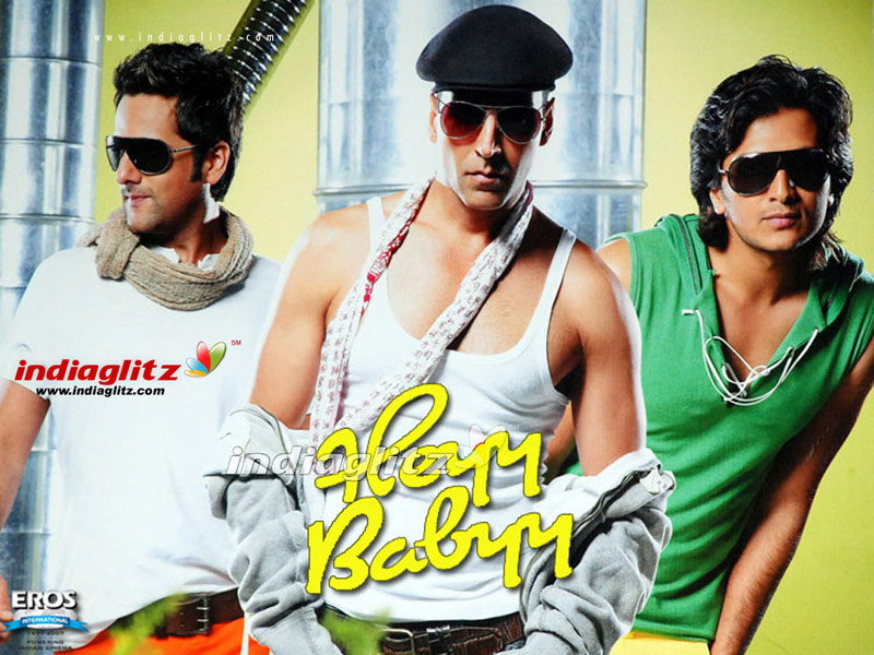 Heyy Babyy (2007) 400mb BRRip 480P HD ESubs Download